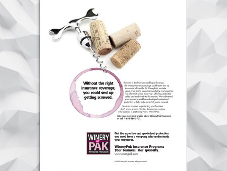 WineryPak Ad