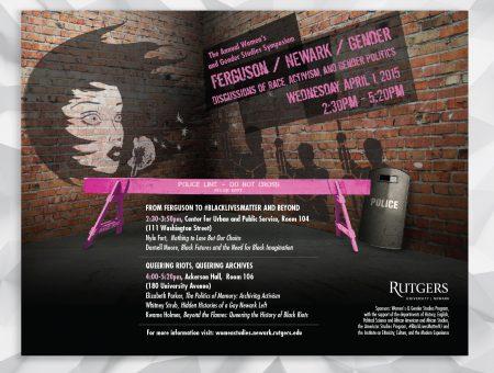 Rutgers WGS Symposium