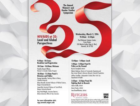 Rutgers WGS Symposium 2016