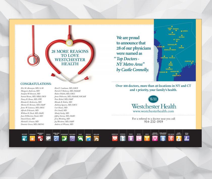 Westchester Health Top Docs