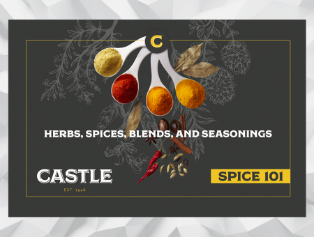 Castle Foods Spice Catalog